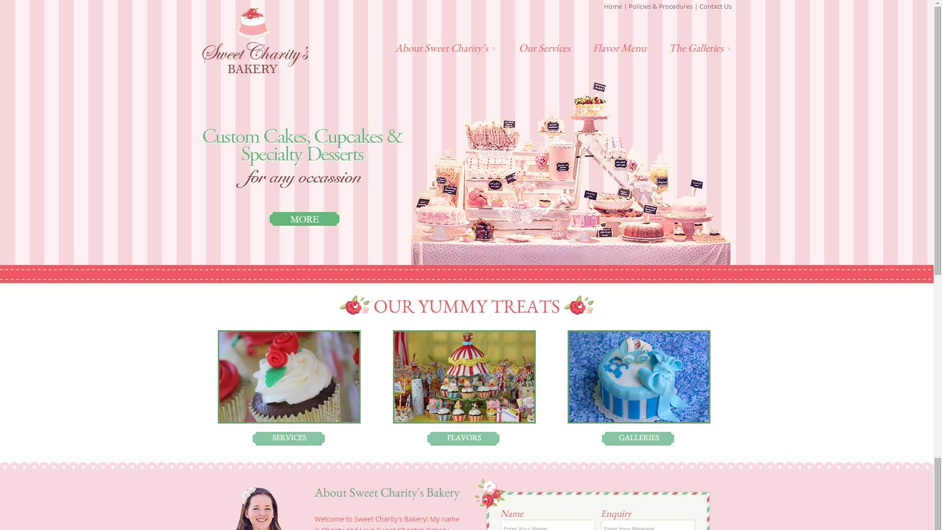 Sweet Charity's Bakery