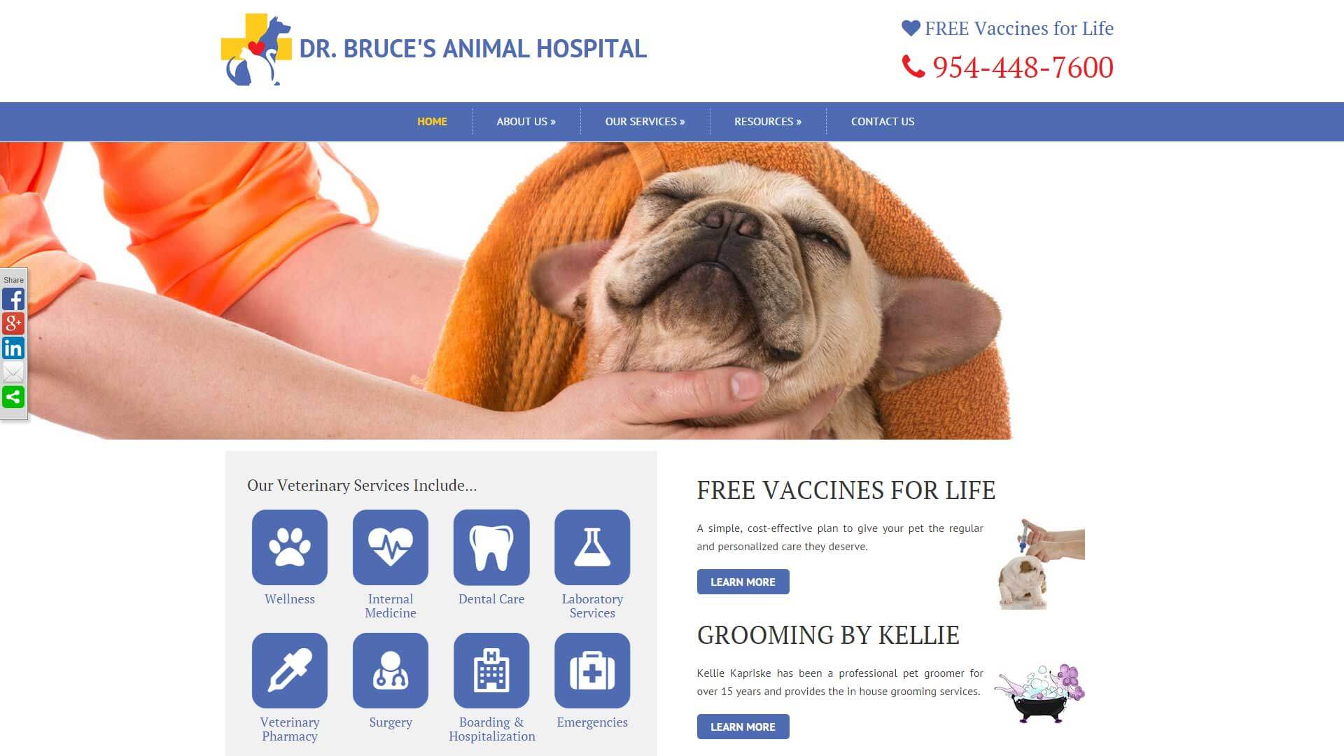 Dr. Bruce's Animal Hospital