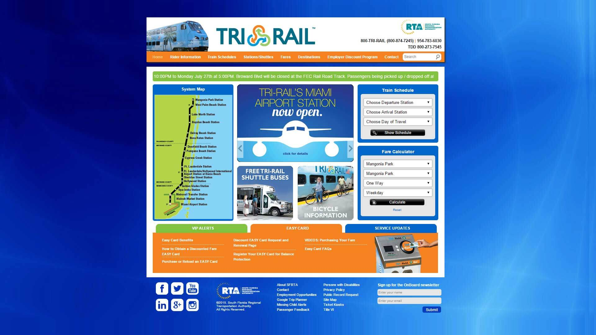 South Florida Tri-Rail